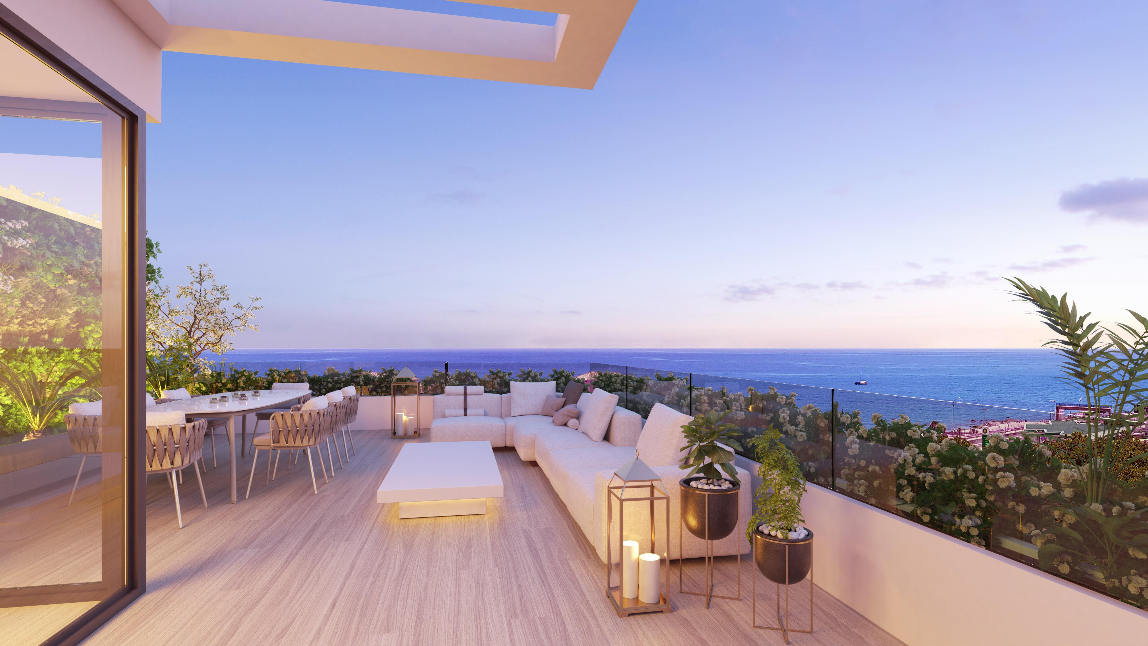 Neubau Immobilien - Marbella und Costa del Sol