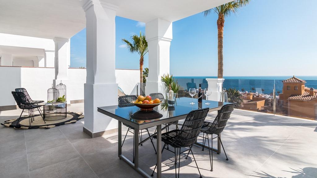 Manilva - Punta Paloma – Moderne Wohnungen mit Meerblick in Strandnähe