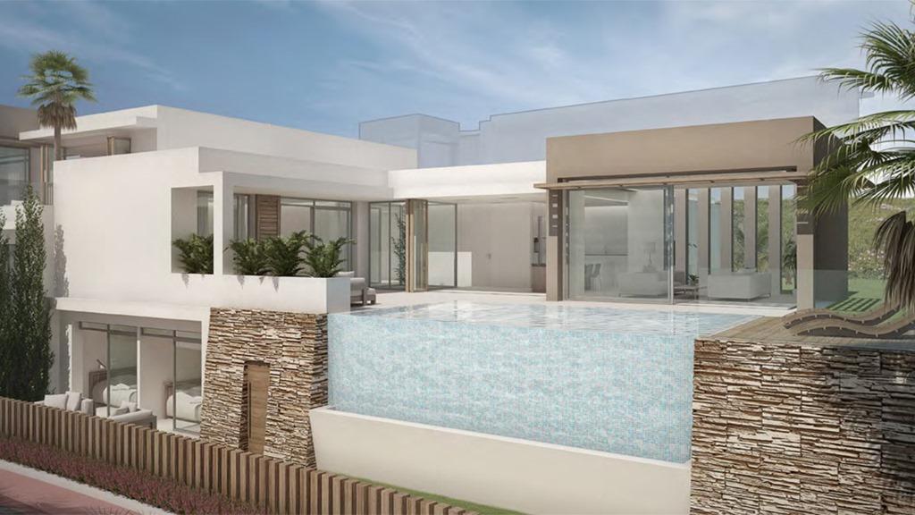 Riviera del Sol – Moderne Villen und Doppelhäuser mit Meerblick nur ...
