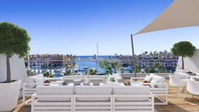 Apartments Sotogrande Hafen 1077-10
